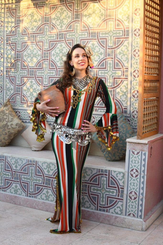 danse folklorique d'Egypte