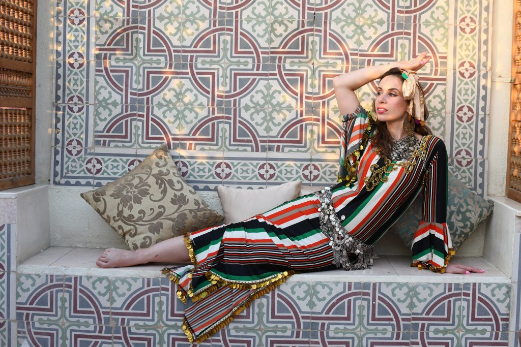 danseuse danse égypte maghreb