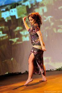 danse orientale grossesse