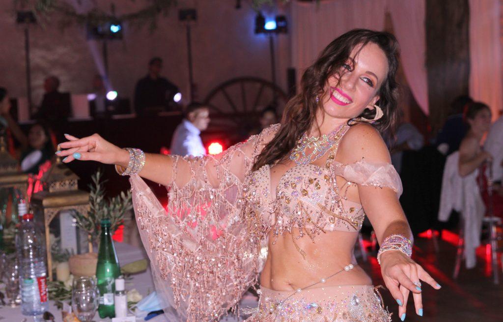 spectacle danseuse orientale
